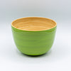 Small Snack Bamboo Bowl