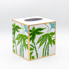 Fontaine Green Tissue Box