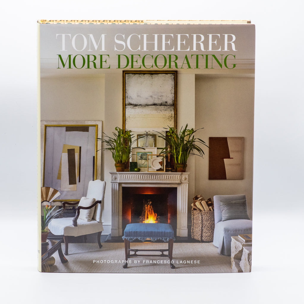 Tom Scheerer: More Deco Book