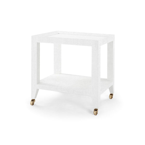 Isadora Tea Table (White)