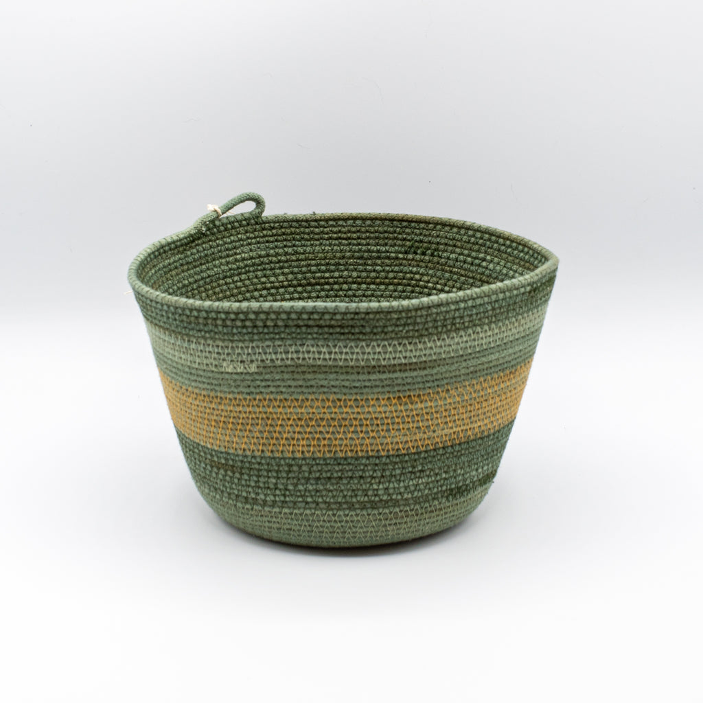 Forest Green Small Bucket