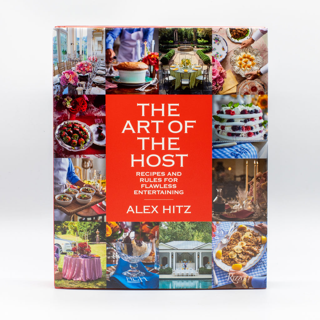 The Art of Host Book