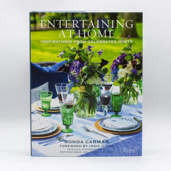 Entertaining at Home Book