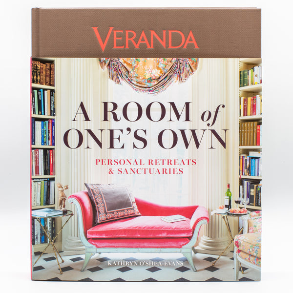 Veranda A Room of One's Own Book