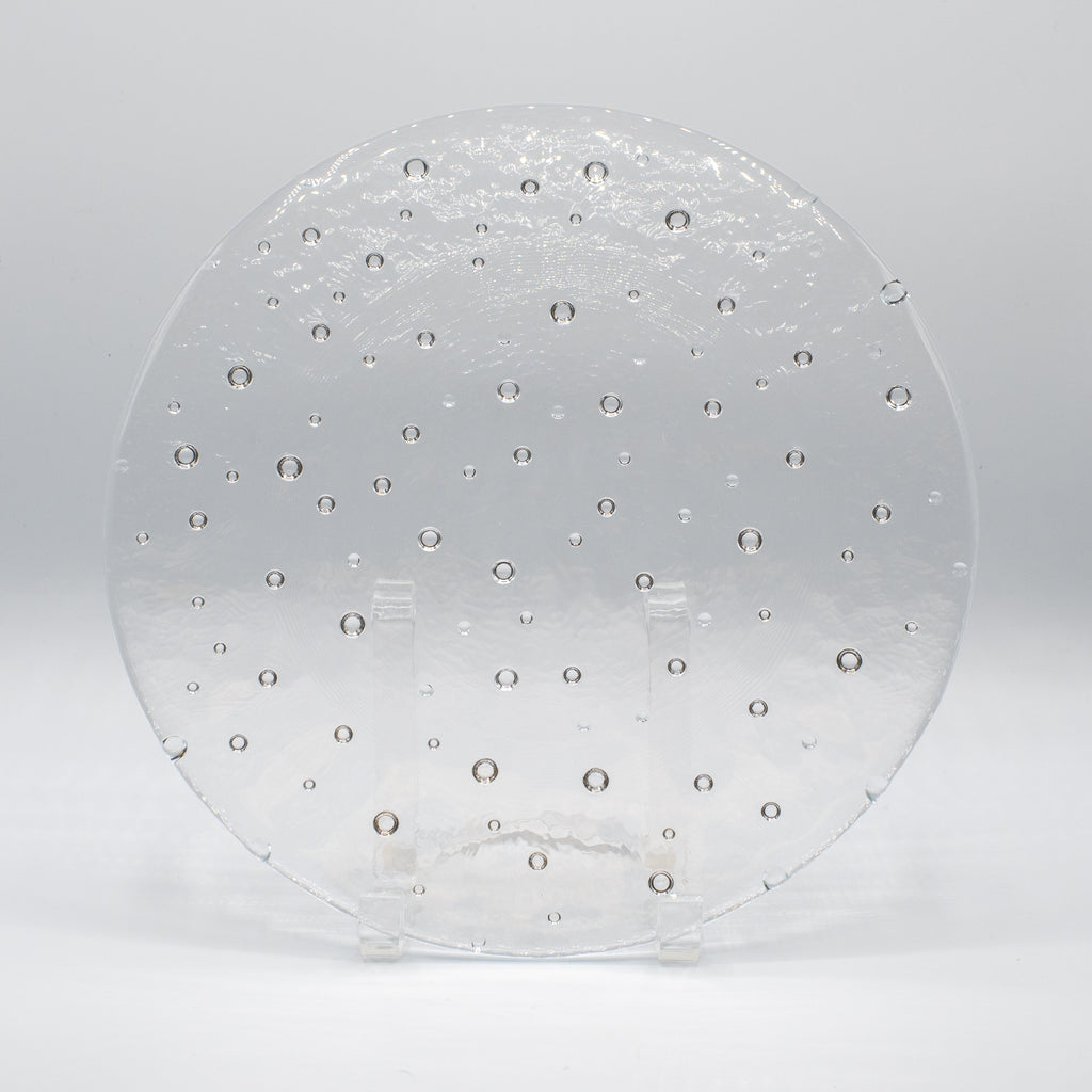 Droplet 27cm Plate