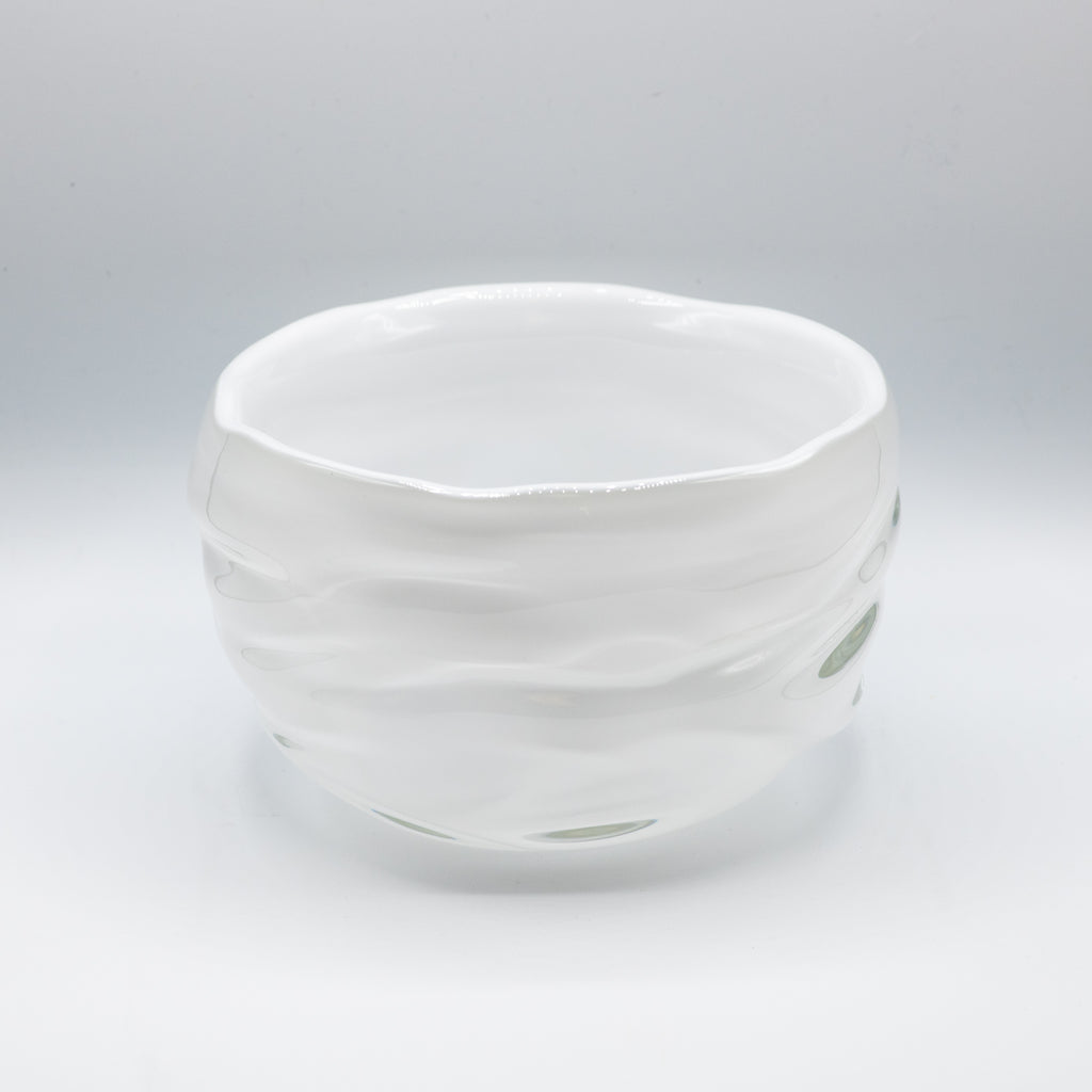 Alabaster Happy Bowl