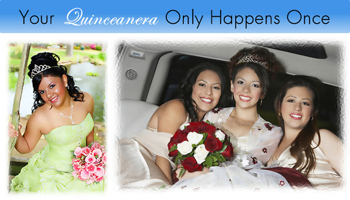 Quincenearas Keepsakes and Jewelry