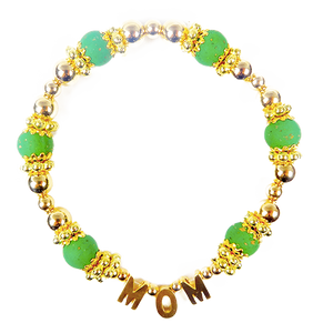Rosemary Gold Tone Bracelet | Wright Keepsakes and Jewelry