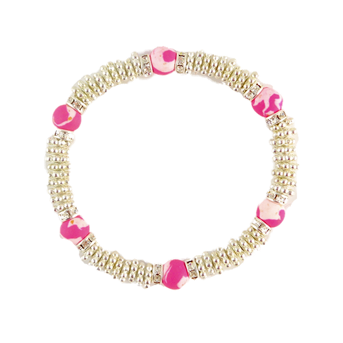 Sweet 16 Marbleized Bracelet