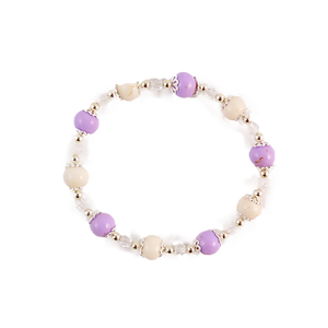 Irish Elegance Dual Color Bracelet | Wright Keepsakes and Jewelry