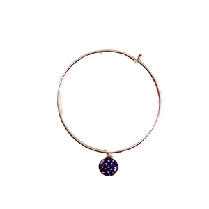 Crocus Expandable Bangle Bracelet | Wright Keepsakes and Jewelry