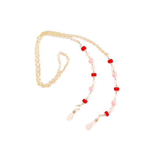 Coral Bells Eyeglass Chain | Wright Keepsakes and Jewelry