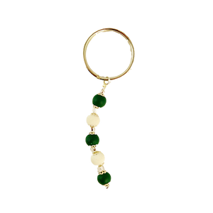 Charisma Dual Color Keychain | Wright Keepsakes and Jewelry