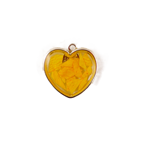 Mayflower Heart Pendant | Wright Keepsakes and Jewelry