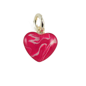 Mayflower Heart Pendant