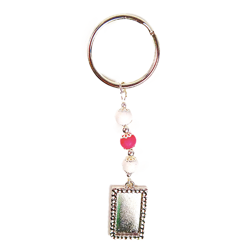 Lady Slipper Keychain | Wright Keepsakes and Jewelry