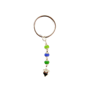 Carnation Key Chain | Wright Keepsakes and Jewelry