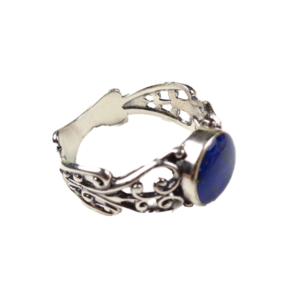 Margie Sterling Silver Ring