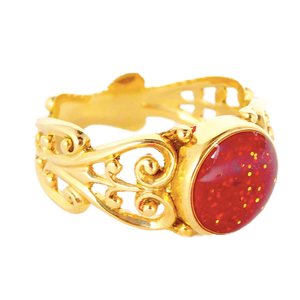 Margie 14K Gold Ring