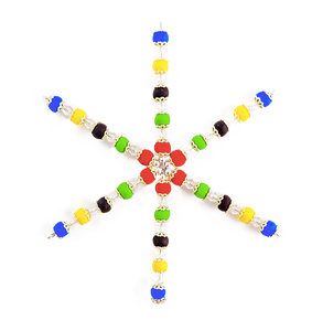 Olympic Medium Snowflake Ornament | Wright Keepsakes and Jewelry
