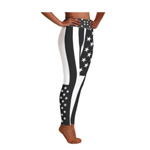 Black Flag Yoga Leggings