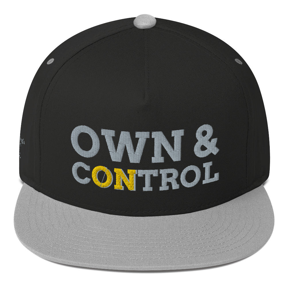 Own Flat Bill Cap