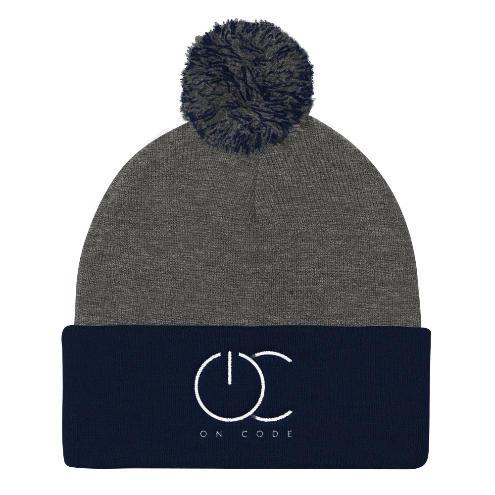 On Code Unisex Knit Cap