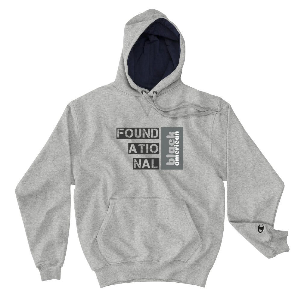 Foundational Champion Hoodie