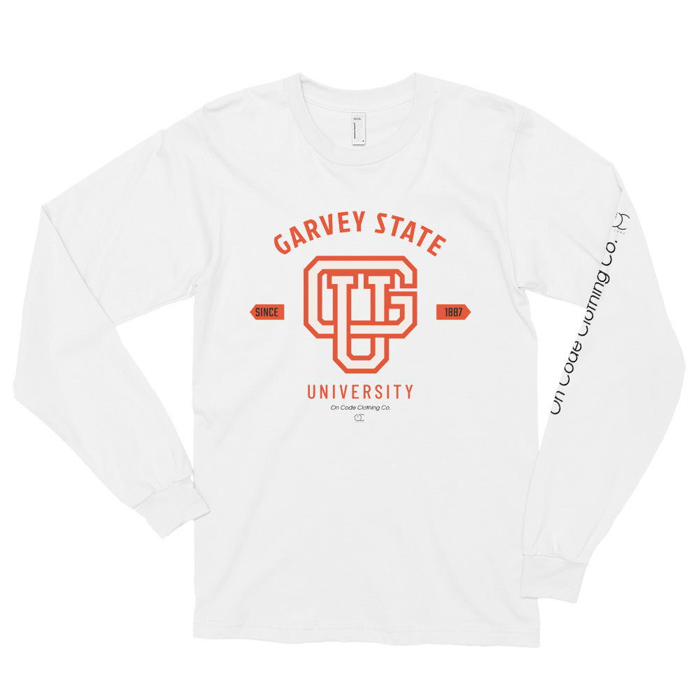 BCU Garvey Long sleeve t-shirt