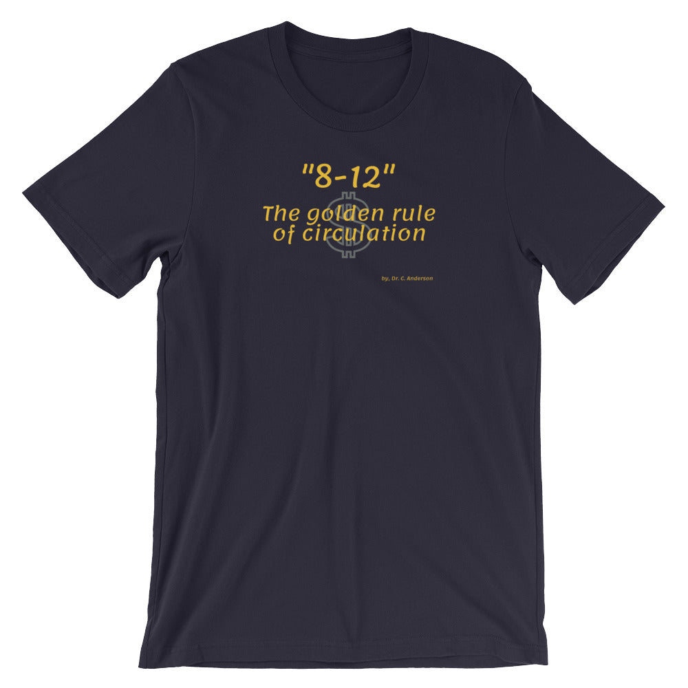 8-12 Short-Sleeve Unisex T-Shirt