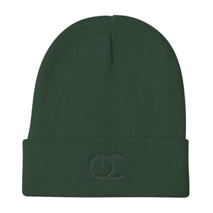 On Code Logo Knit Beanie