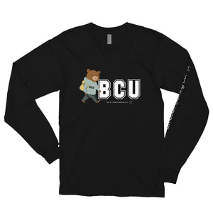 BCU Mascot Long sleeve t-shirt