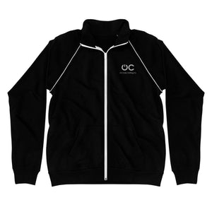 OC Piped Fleece Jacket