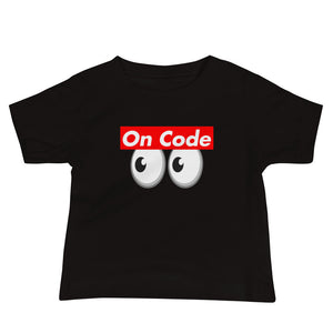 On Code Baby Jersey Short Sleeve Tee