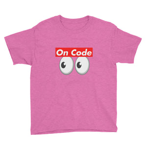 On Code Youth Short Sleeve T-Shirt
