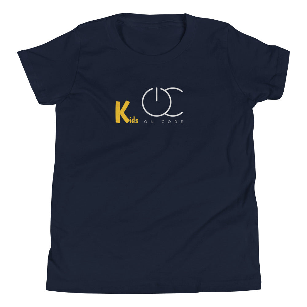 Kids On Code Youth Short Sleeve T-Shirt