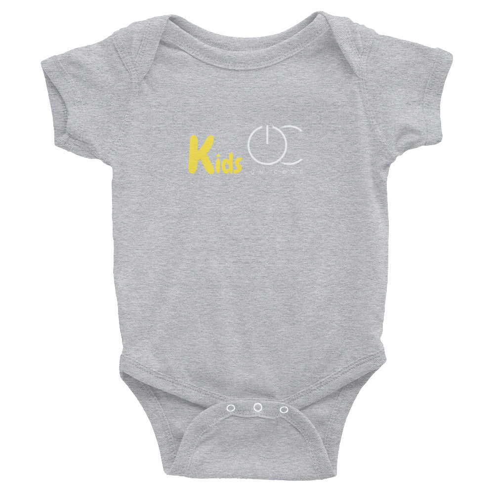 Kids On Code Unisex Infant Bodysuit