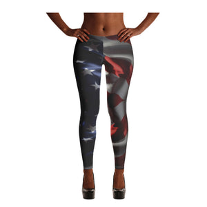Dark Flag Leggings