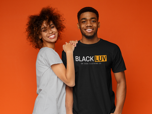 BLACK LUV Unisex T-Shirt