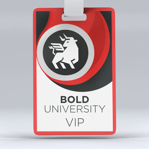 BOLD University – Speaker Specials