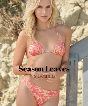 Maya Swimwear Season Leaves Collection