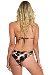 Hibiscus Valley Signature Scrunch Bikini