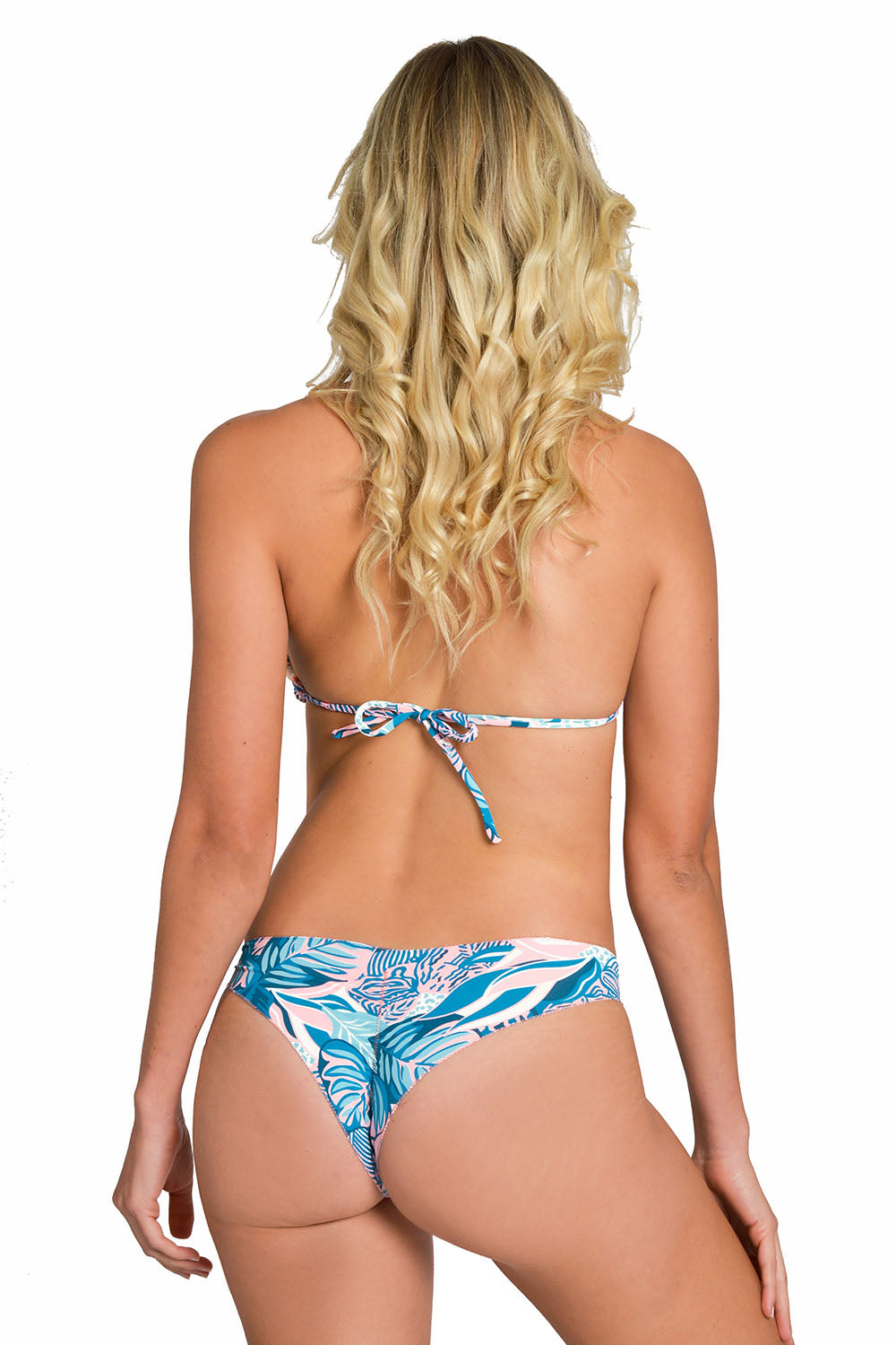 Mangueira Less Coverage Signature Bikini