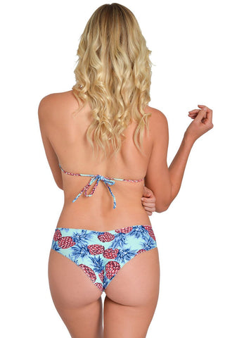 RAINFOREST Reversible Strapped Bikini Bottom