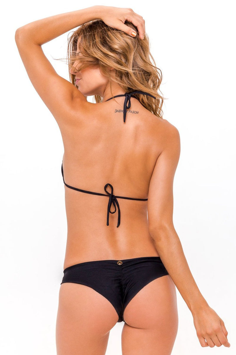 BLACK Signature Bikini  by Maya Swimwear