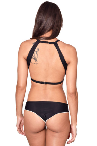 BLACK Maya Unlimited Elegant One Piece