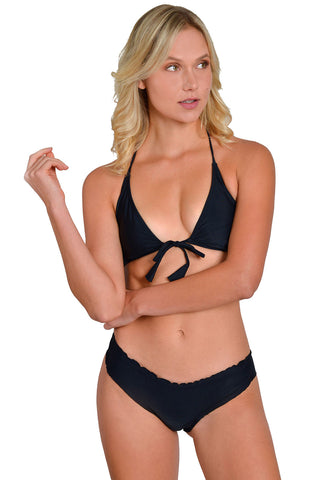 Bouquet Waves Signature Halter Top (FINAL SALE)