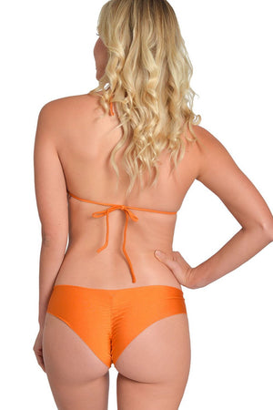 Glow Wild Orange Signature Bikini