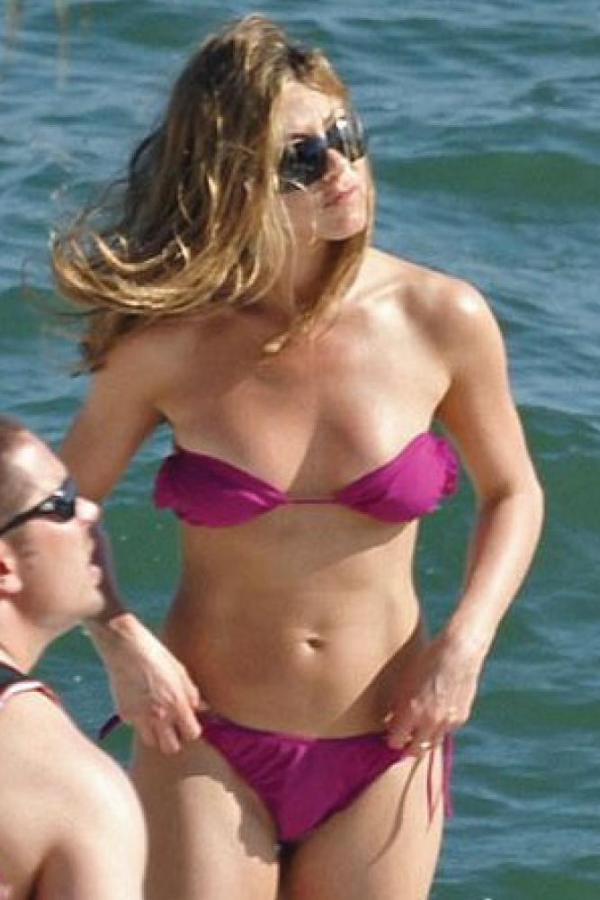 Jennifer Aniston Maya Swimwear