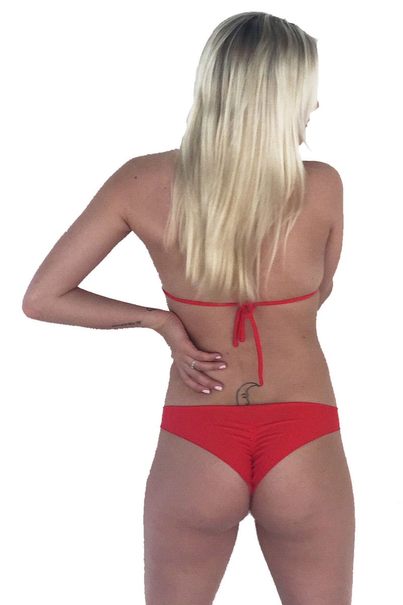 bikini red Maya Swimwear